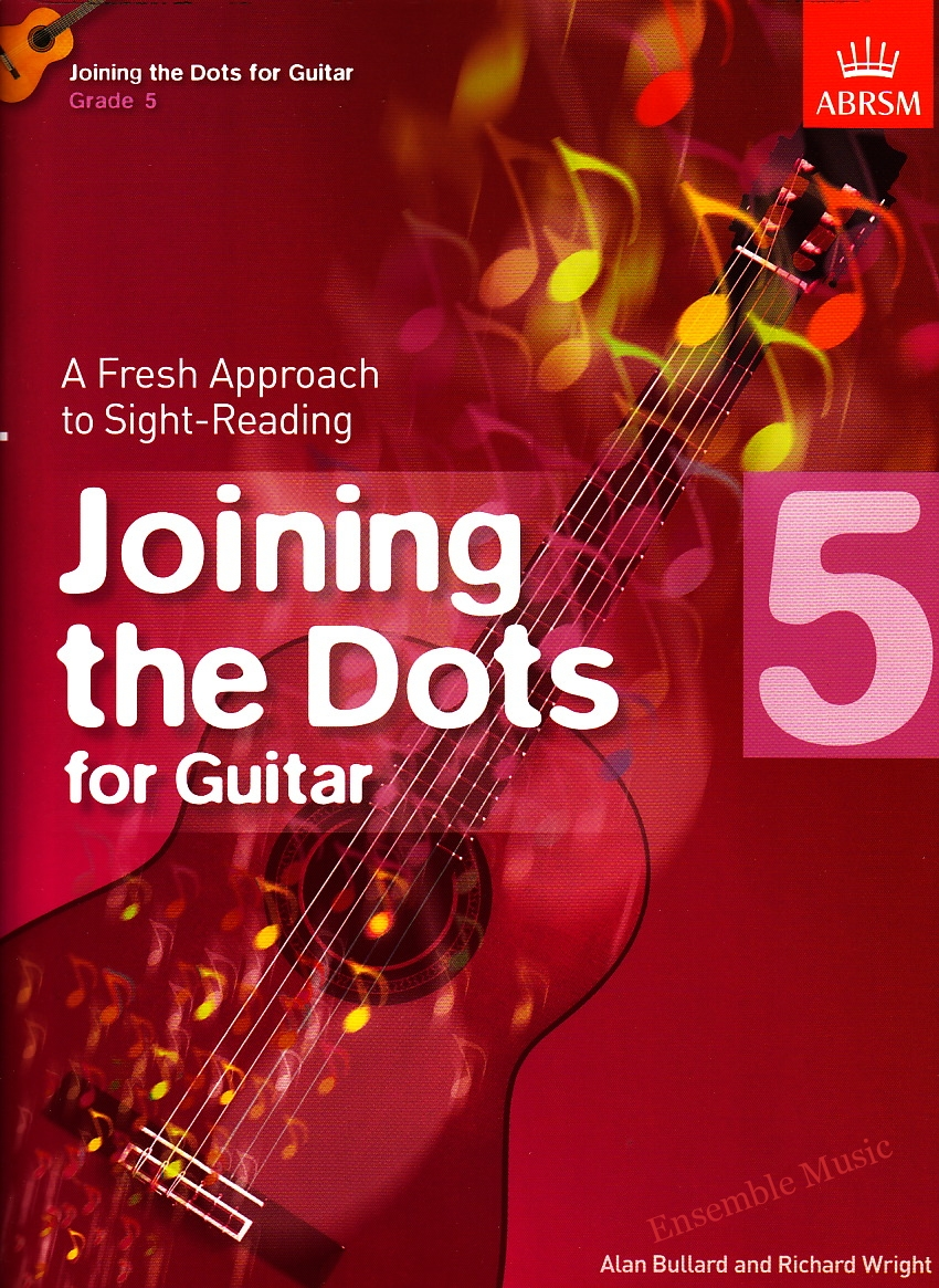 Joining the dots for guitar 5