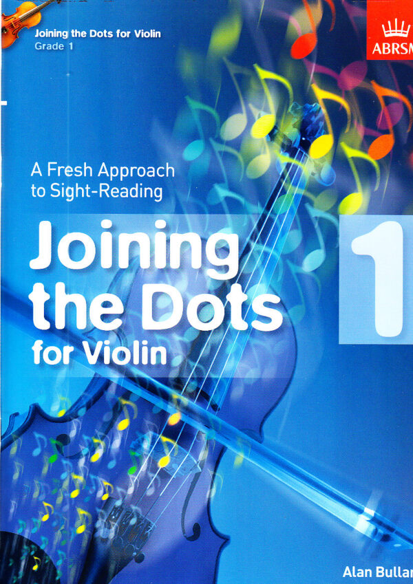 Joining the dots for violin 1