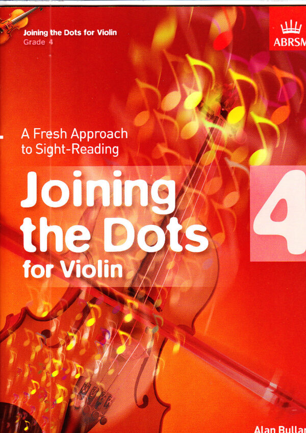 Joining the dots for violin 4