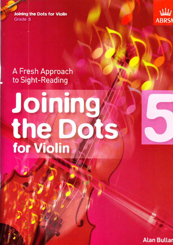 Joining the dots for violin 5