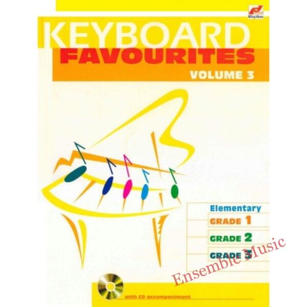 Keyboard Favourites Elementary Volume 3