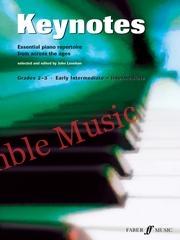 Keynotes Piano Grades 2 3 Piano Solo