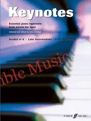 Keynotes Piano Grades 4 5 Piano Solo