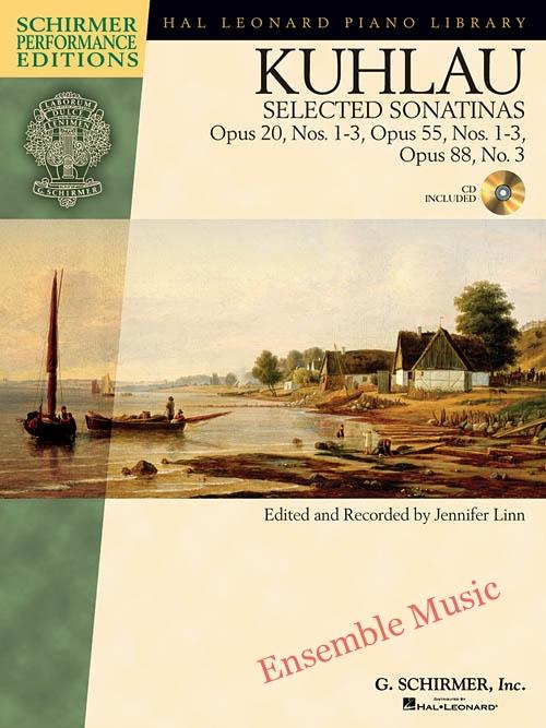 Kuhlau Selected Sonatinas Opus 20