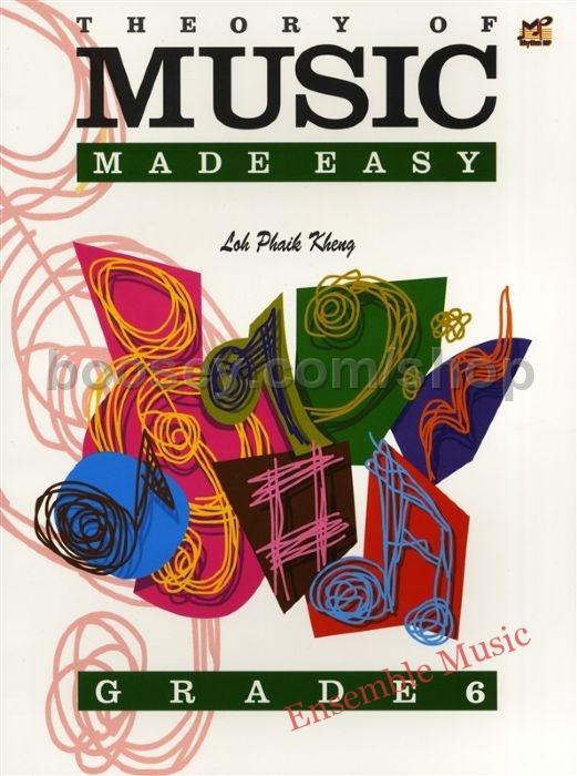 Loh Phaik Kheng Theory Music 6