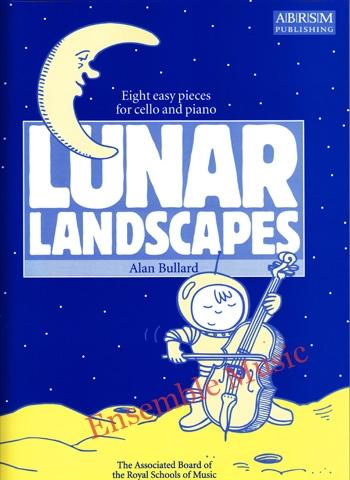 Lunar sandscapes