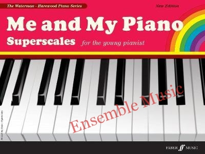 Me and My Piano Superscales