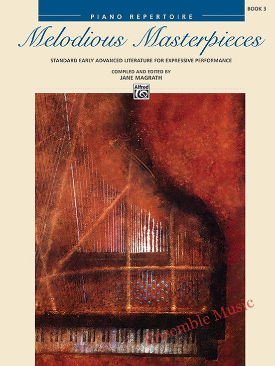 Melodious Masterpieces Book 3