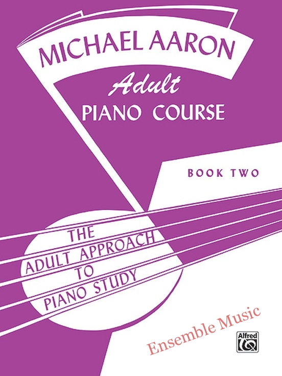 Michael Aaron Adult Piano Course Book 2