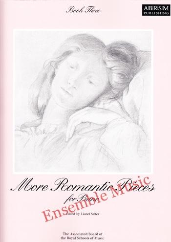 More Romantic Pieces for PianoBook 3