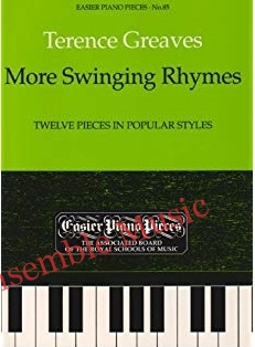 More swinging rhymes twelve pieces 85