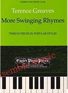 More swinging rhymes twelve pieces 85