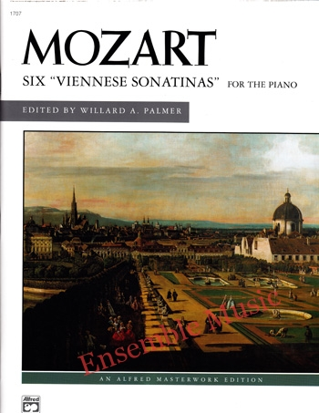 Mozart Six Viennese Sonatinas