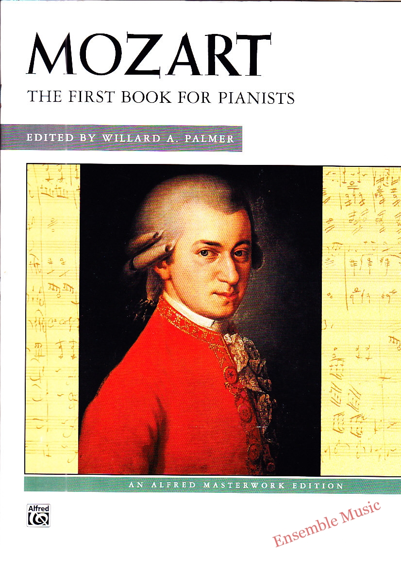 Mozart The First Book for Pianists CD
