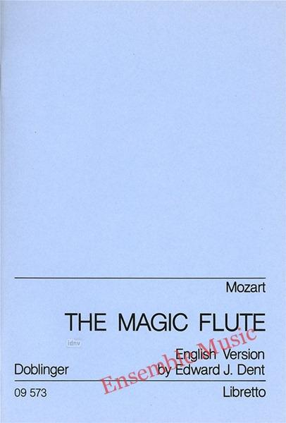 Mozart the magic flute