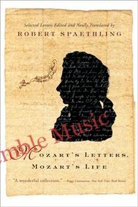 Mozarts letters mozarts life