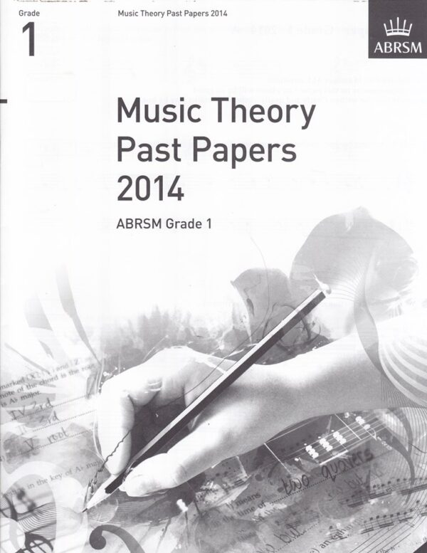 Music Theory Past Papers 2014 Gr 1 1