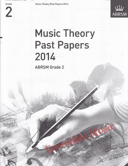 Music Theory Past Papers 2014 Gr 2 1