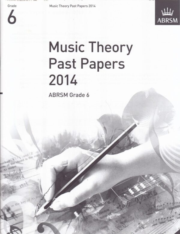 Music Theory Past Papers 2014 Gr 6 scaled 1