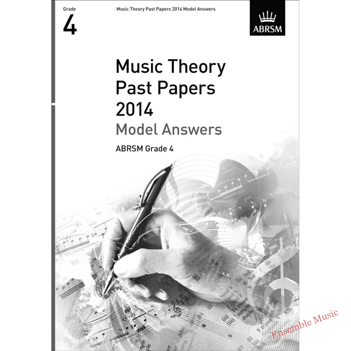 Music Theory Past Papers 2014 Model Answers Gr 4