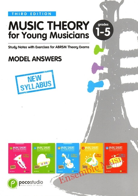 Music Theory for young musicians Answers third edition