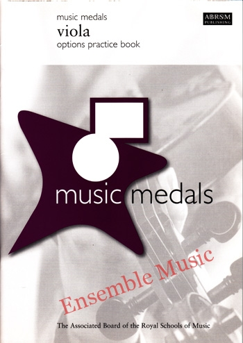 Music medals viola