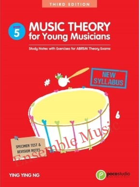 Music theory for young musicians grade