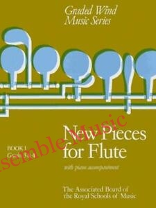 New Pieces for Flute Book I