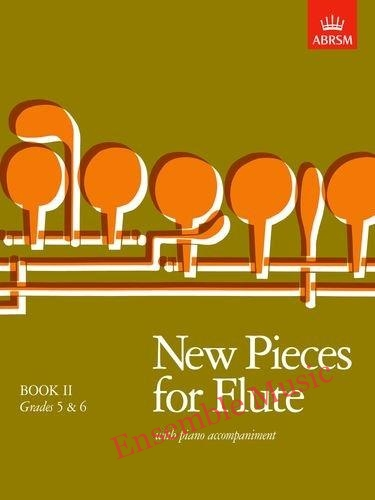 New Pieces for Flute Book II