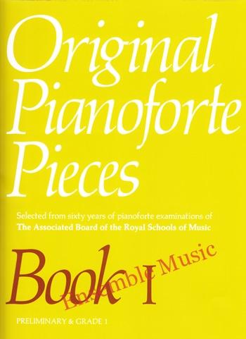Original Pianoforte Pieces Book I