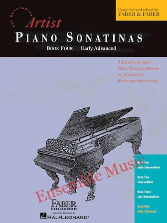 PIANO SONATINAS – BOOK FOUR