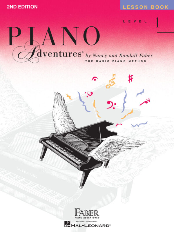 Piano Adventure Lesson Book 1