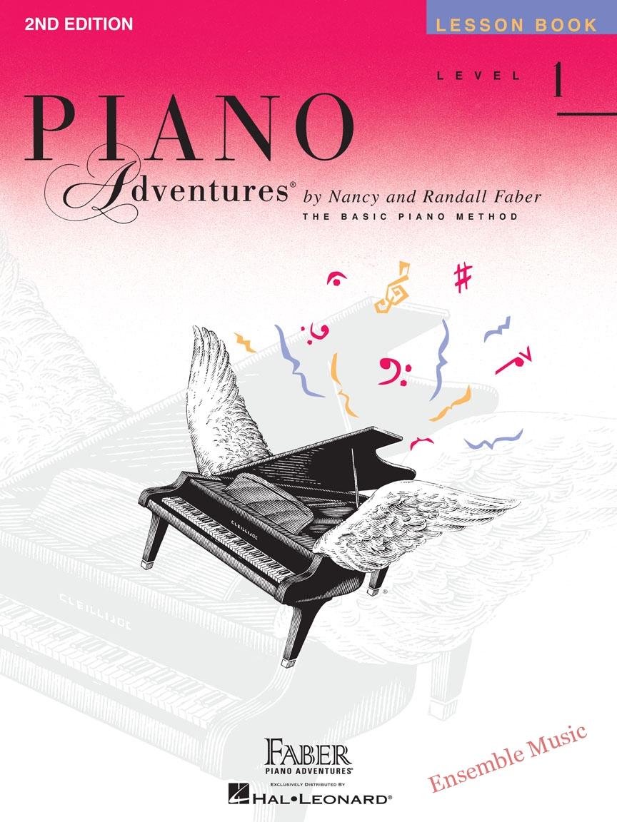 Piano Adventure Lesson Book 1