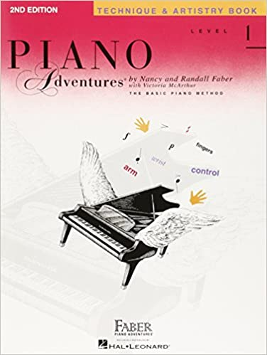 Piano Adventure Technique and Artistry Level 1 2nd Ed