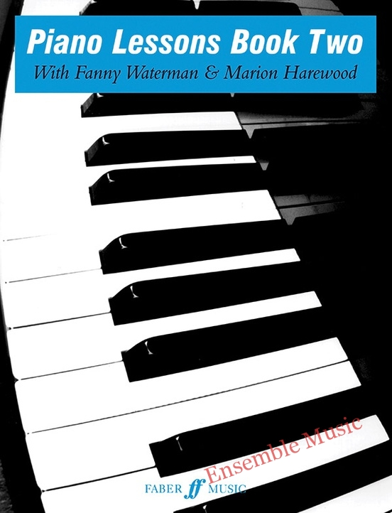 Piano Lessons Book two fanny waterman