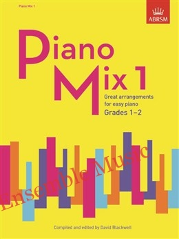 Piano Mix Book 1 Gr 1 2