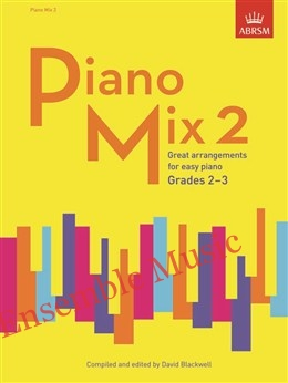 Piano Mix Book 2 Gr 2 3