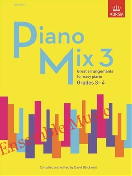 Piano Mix Book 3 Gr 3 4