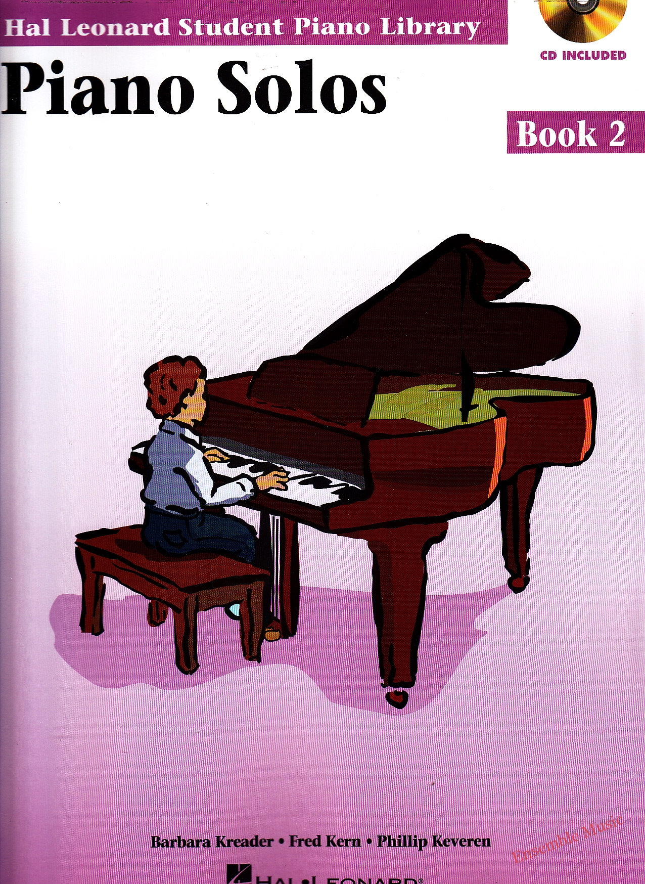 Piano Solos Book 2 Book CD Pack
