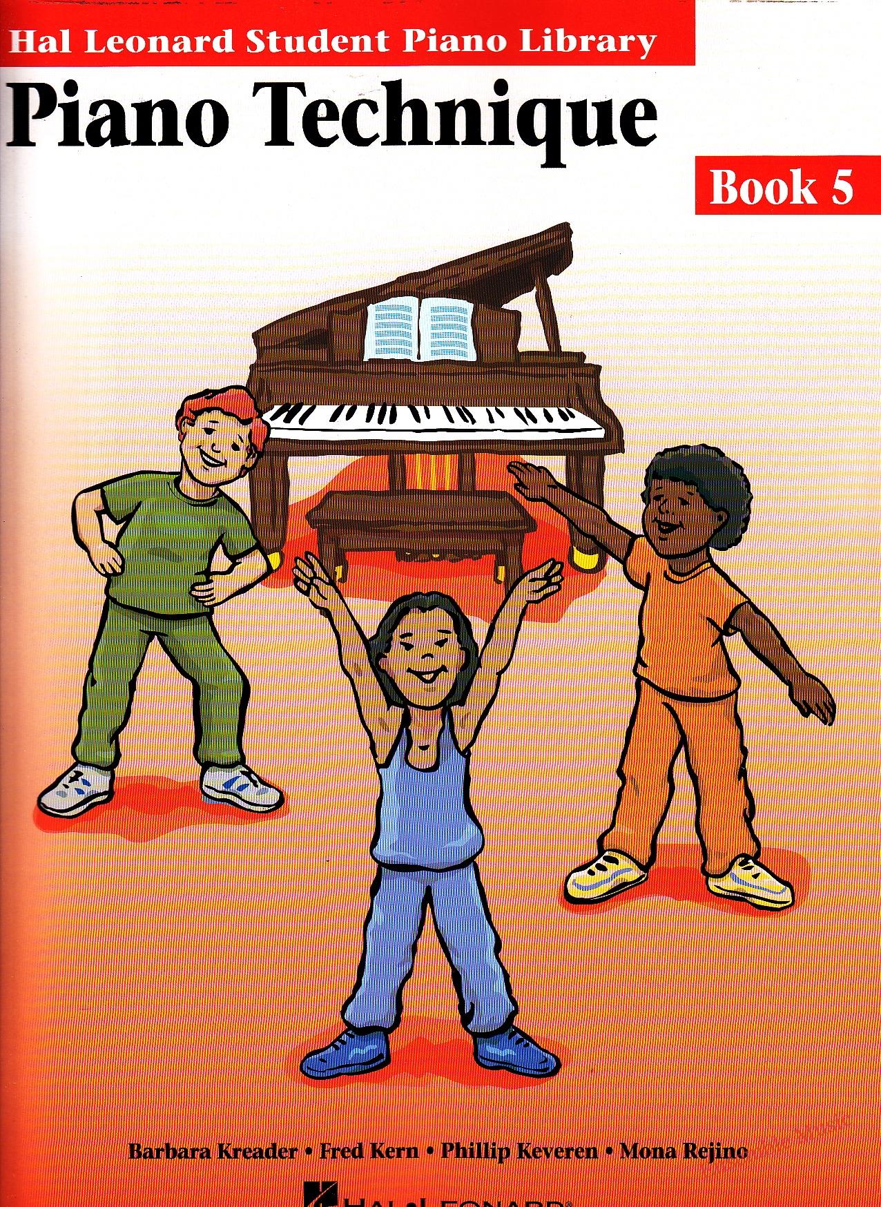 Piano Technique Book 5