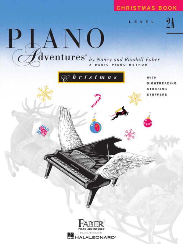 Piano adventures christmas book level A