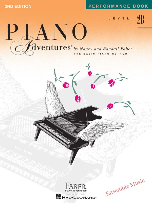 Piano adventures performance book level b