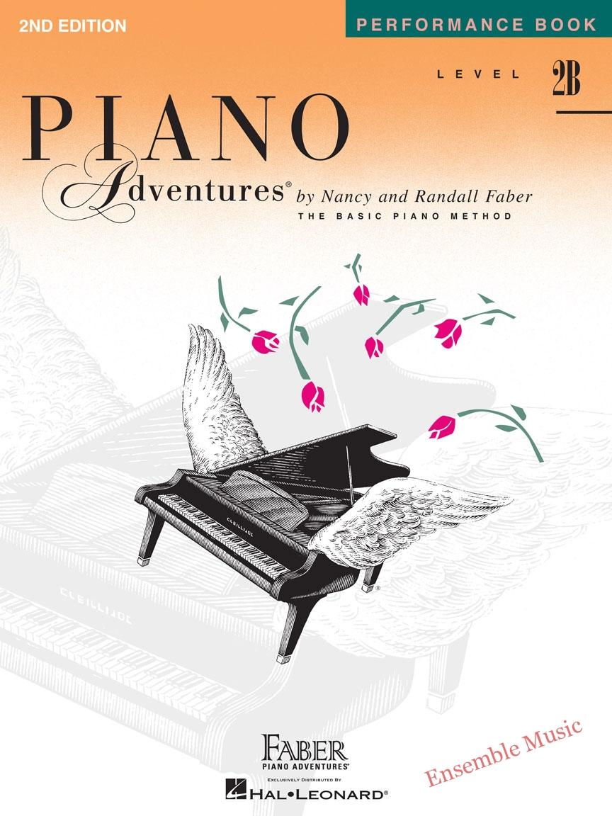 Piano adventures performance book level b