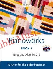 Pianoworks Book 1 CD