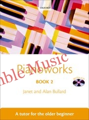 Pianoworks Book 2 CD