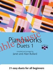 Pianoworks Duets 1 CD