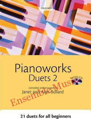 Pianoworks Duets 2 CD