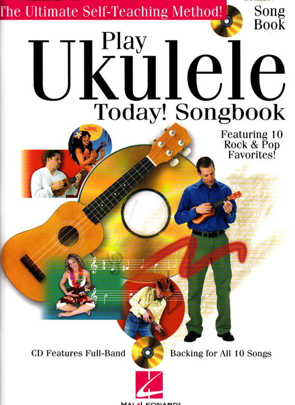 Play Ukulele Today Songbook