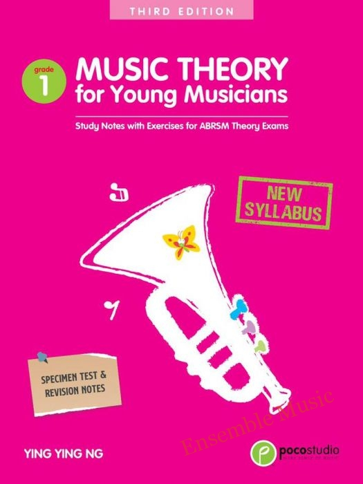 Poco Music theory for young musicians 1 third