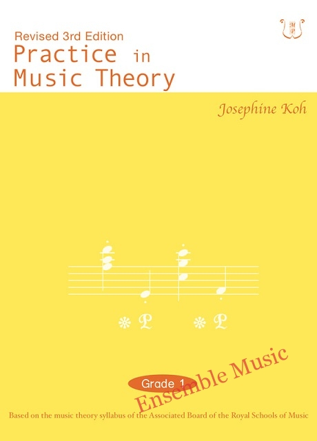 Practice in Music Theory grade 1 3rd edition
